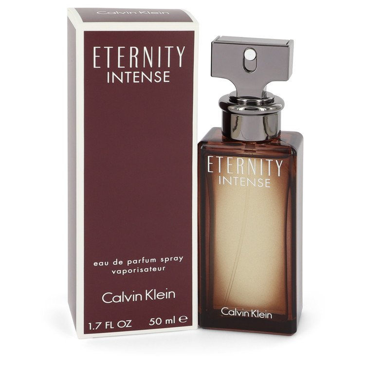 Eternity Intense by Calvin Klein Eau De Parfum Spray 1.7 oz