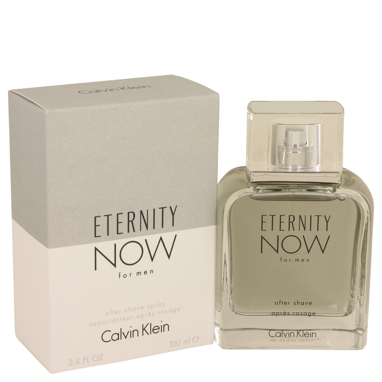Eternity Now by Calvin Klein for Men After Shave Spray 3.4 oz