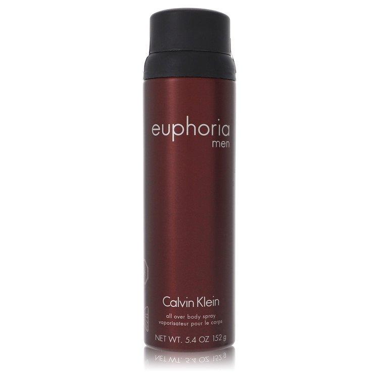 Euphoria Cologne by Calvin Klein 5.4 oz Body Spray for Men