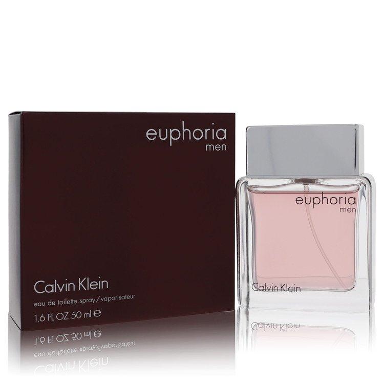 Euphoria Cologne by Calvin Klein 1.7 oz EDT Spray for Men