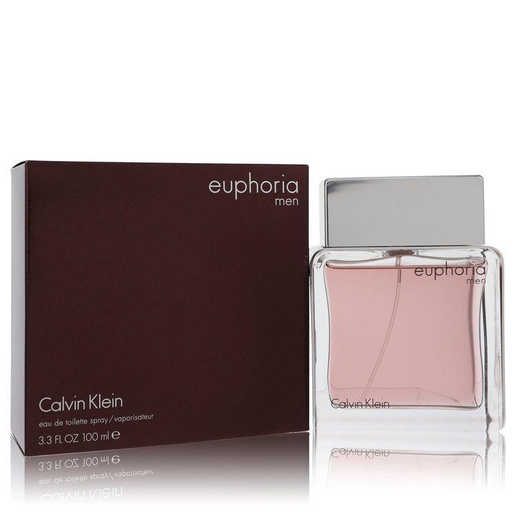 Euphoria by Calvin Klein for Men Eau De Toilette Spray 3.4 oz