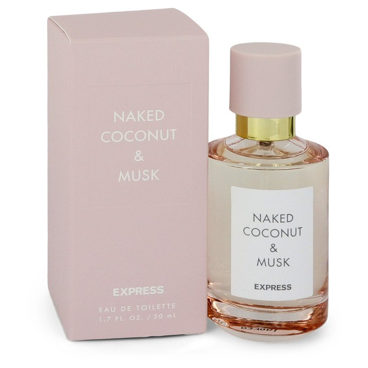 Naked Coconut & Musk by Express Women's Eau De Toilette Spray 1.7 oz