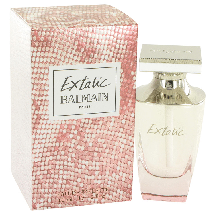 Extatic Balmain Perfume by Pierre Balmain 2 oz EDT Spay for Women