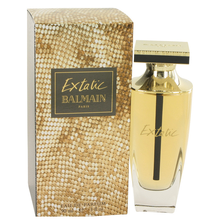 Extatic Balmain Perfume by Pierre Balmain 3 oz EDP Spay for Women