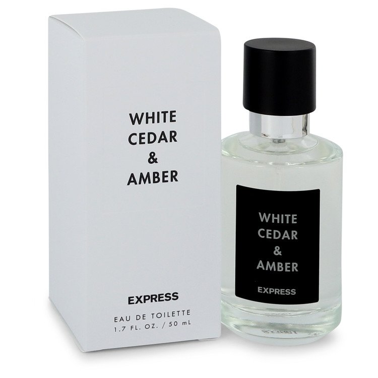 White Cedar & Amber by Express Women's Eau De Toilette Spray 1.7 oz