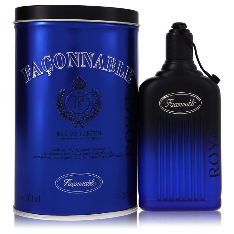 Faconnable Royal Cologne by Faconnable 3.4 oz EDP Spay for Men