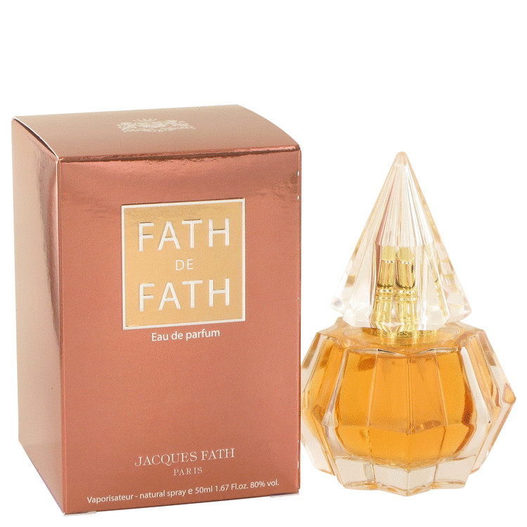 Fath De Fath Perfume by Jacques Fath 1.7 oz EDP Spay for Women