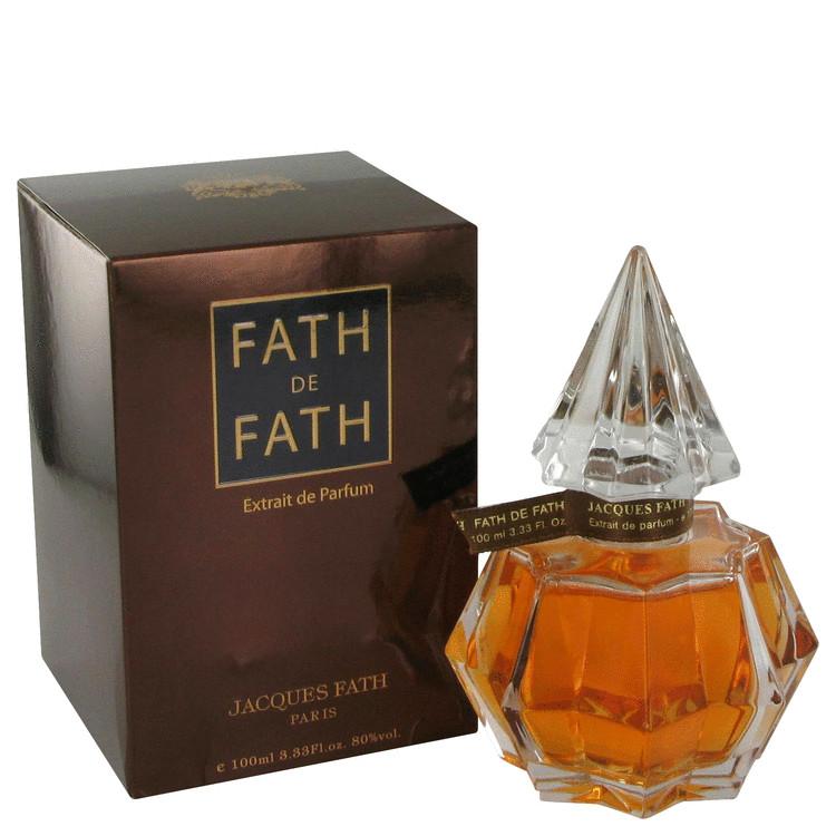 Fath De Fath Pure Perfume 3.33 oz Pure Perfume Extract for Women