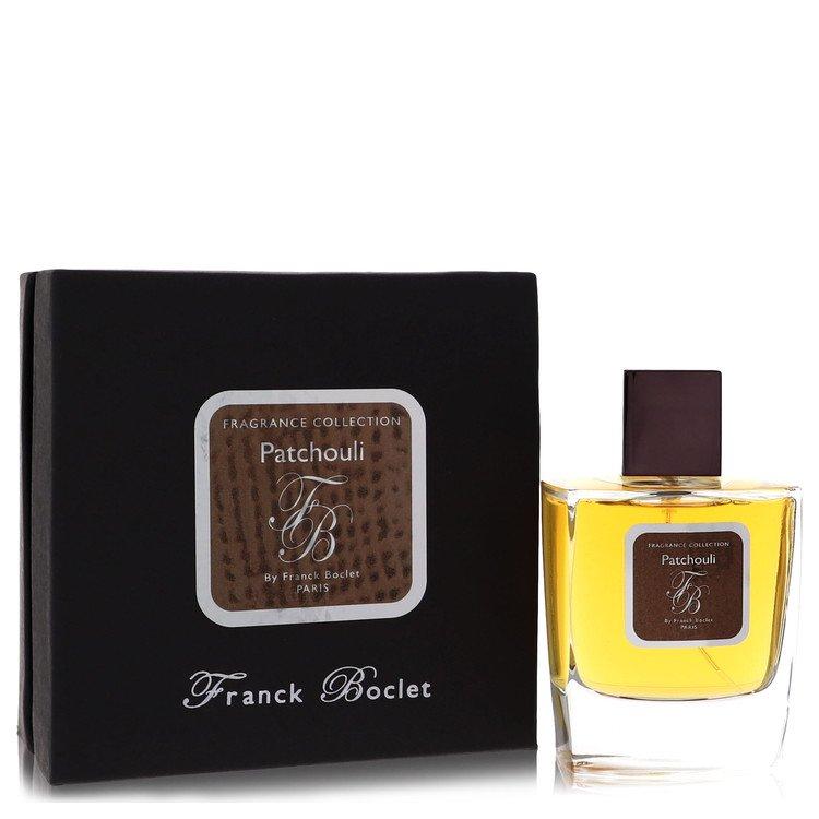 Franck Boclet Patchouli by Franck Boclet Men's Eau De Parfum Spray 3.4 oz