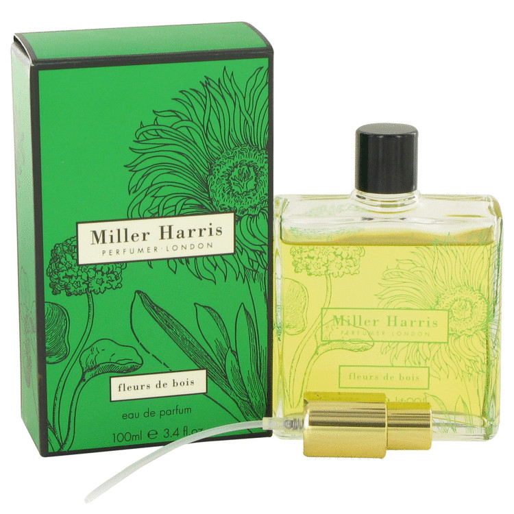 Fleurs De Bois Perfume by Miller Harris 3.4 oz EDP Spay for Women