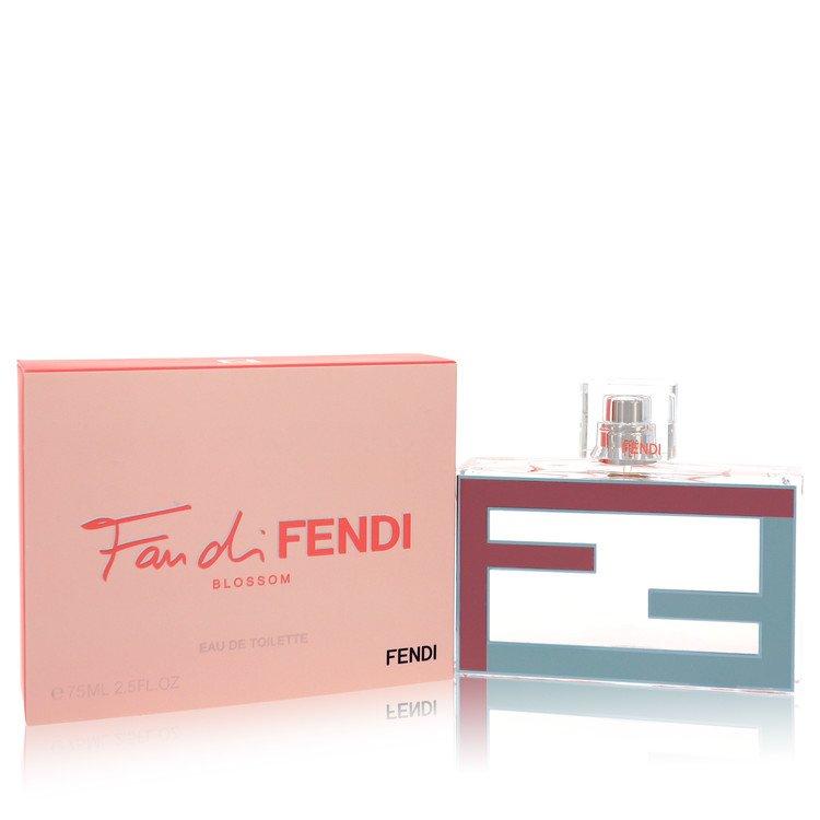 Fan Di Fendi Blossom by Fendi –  Eau De Toilette Spray 2.5 oz 75 ml for Women