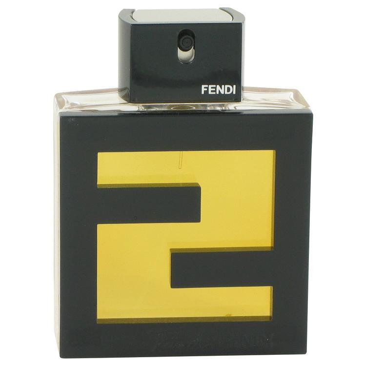 Fan Di Fendi by Fendi for Men Eau De Toilette Spray (Tester) 3.4 oz