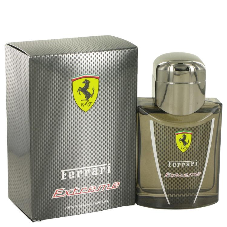 Ferrari Extreme After Shave by Ferrari 2.5 oz After Shave for Men