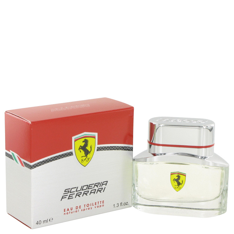 Ferrari Scuderia Cologne by Ferrari 1.3 oz EDT Spay for Men