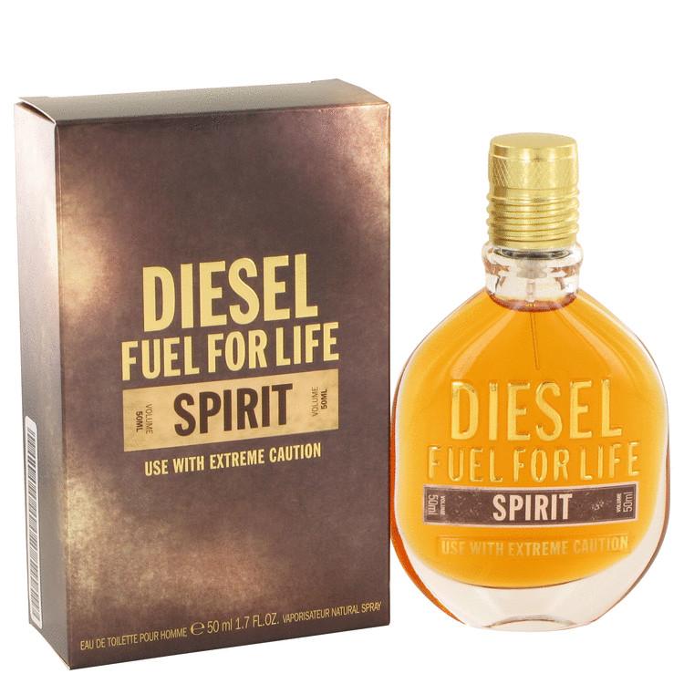 Fuel For Life Spirit Cologne by Diesel 1.7 oz EDT Spay for Men