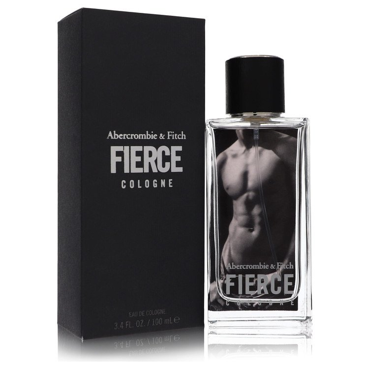 Fierce Cologne by Abercrombie & Fitch 3.4 oz Cologne Spray for Men