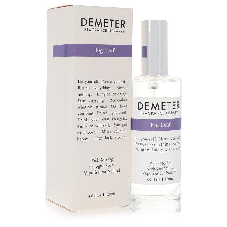Demeter by Demeter for Women Fig Leaf Cologne Spray 4 oz