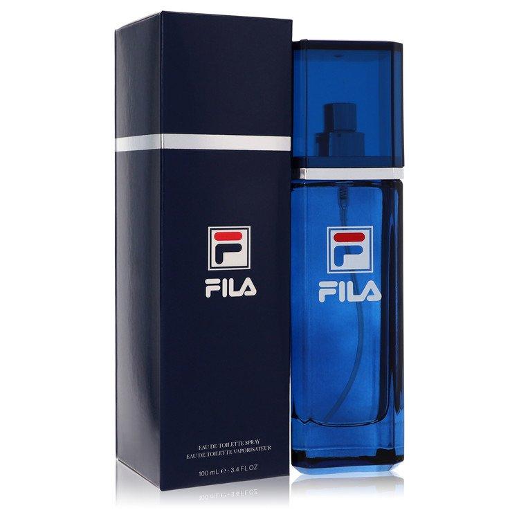 Fila by Fila for Men Eau De Toilette Spray 3.4 oz