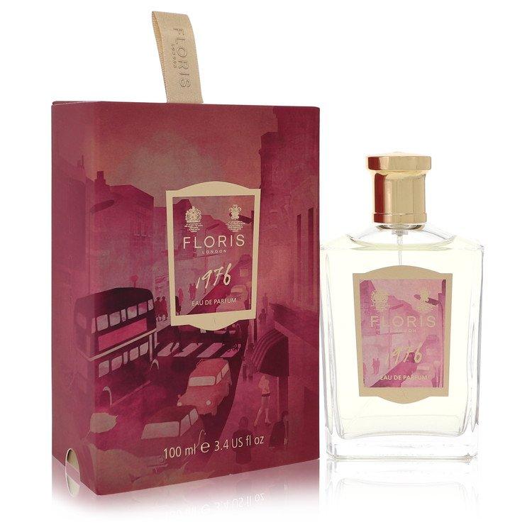 Floris 1976 by Floris for Women Eau De Parfum Spray 3.4 oz