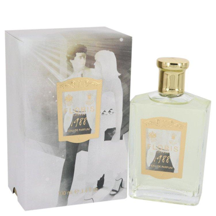 Floris 1988 by Floris for Women Eau De Parfum Spray 3.4 oz