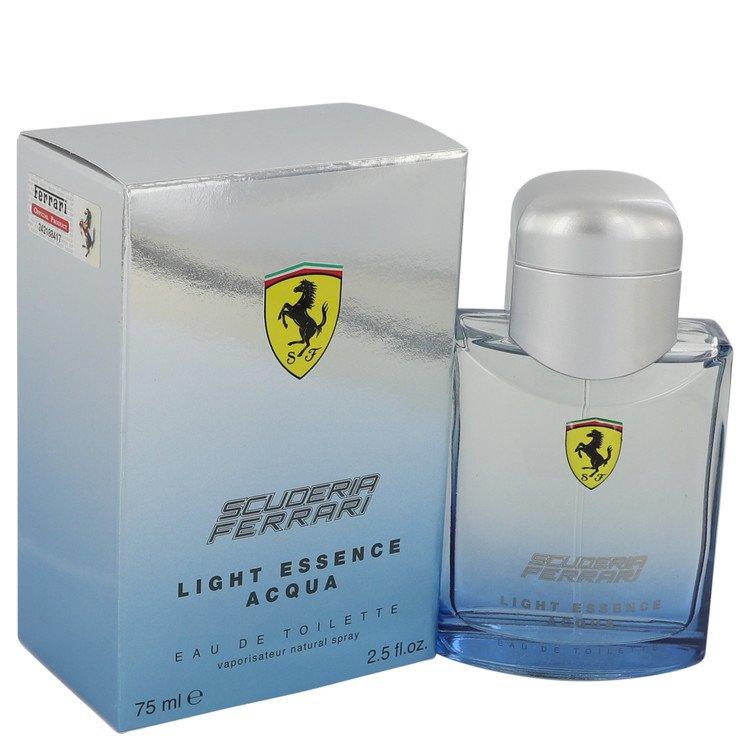 Ferrari Light Essence Acqua Cologne by Ferrari 2.5 oz EDT Spay for Men