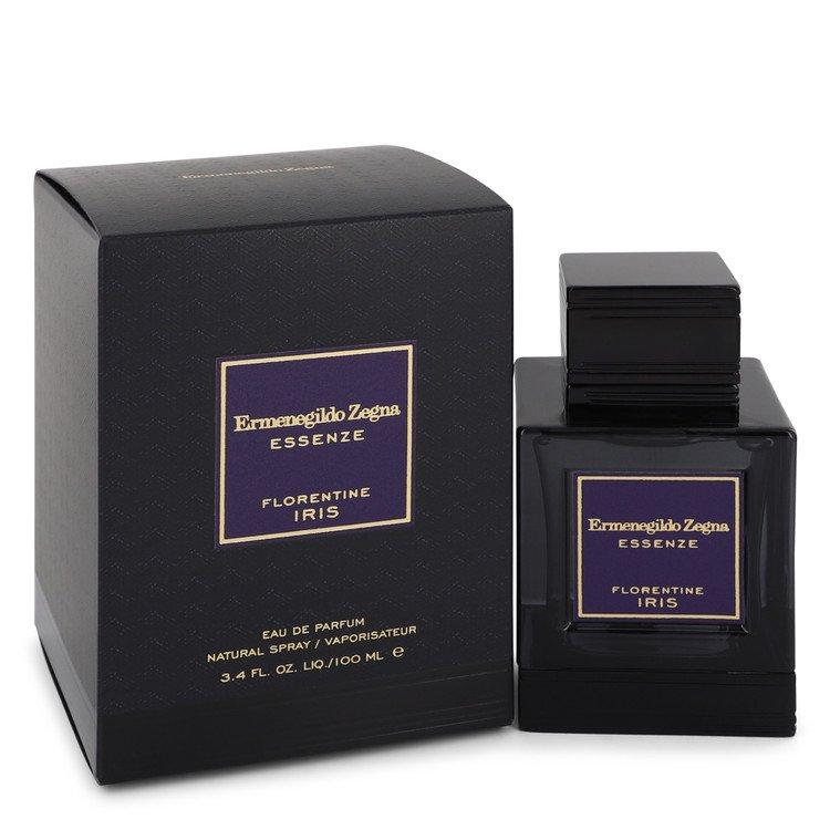 Florentine Iris by Ermenegildo Zegna –  Eau De Parfum Spray 3.4 oz 100 ml for Men