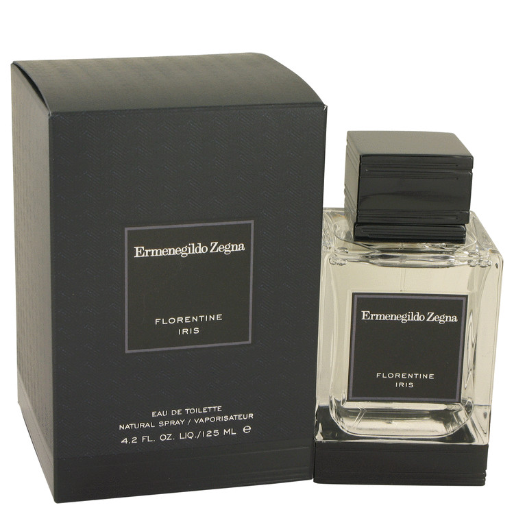Florentine Iris Cologne by Ermenegildo Zegna 4.2 oz EDT Spay for Men
