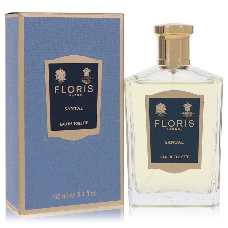Floris Santal by Floris for Men Eau De Toilette Spray 3.4 oz