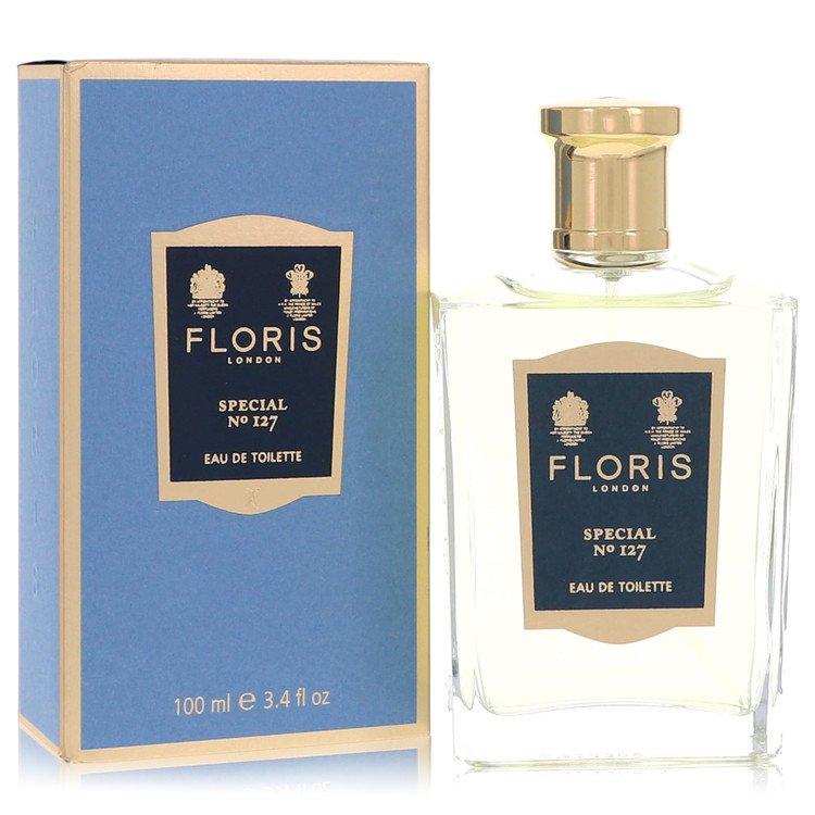 Floris Special No 127 by Floris for Men Eau De Toilette Spray (Unisex) 3.4 oz