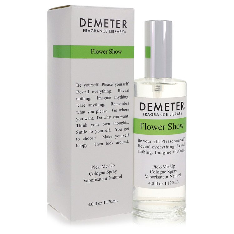 Demeter by Demeter for Women Flower Show Cologne Spray 4 oz