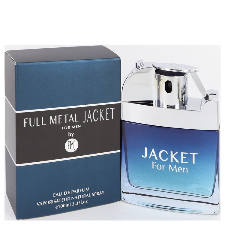Jacket by FMJ by Parisis Parfums for Men Eau De Parfum Spray 3.3 oz