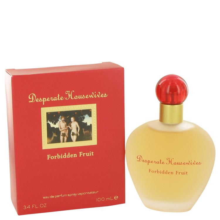 Forbidden Fruit by Desperate Houswives for Women Eau De Parfum Spray 3.4 oz