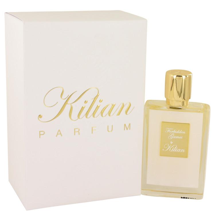 Forbidden Games by Kilian for Women Eau De Parfum Refillable Spray 1.7 oz