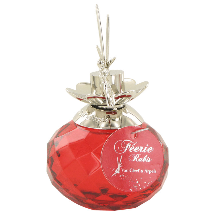Feerie Rubis by Van Cleef & Arpels for Women Eau De Parfum Spray (Tester) 3.3 oz