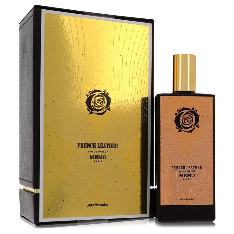 French Leather by Memo for Women Eau De Parfum Spray (Unisex) 2.5 oz