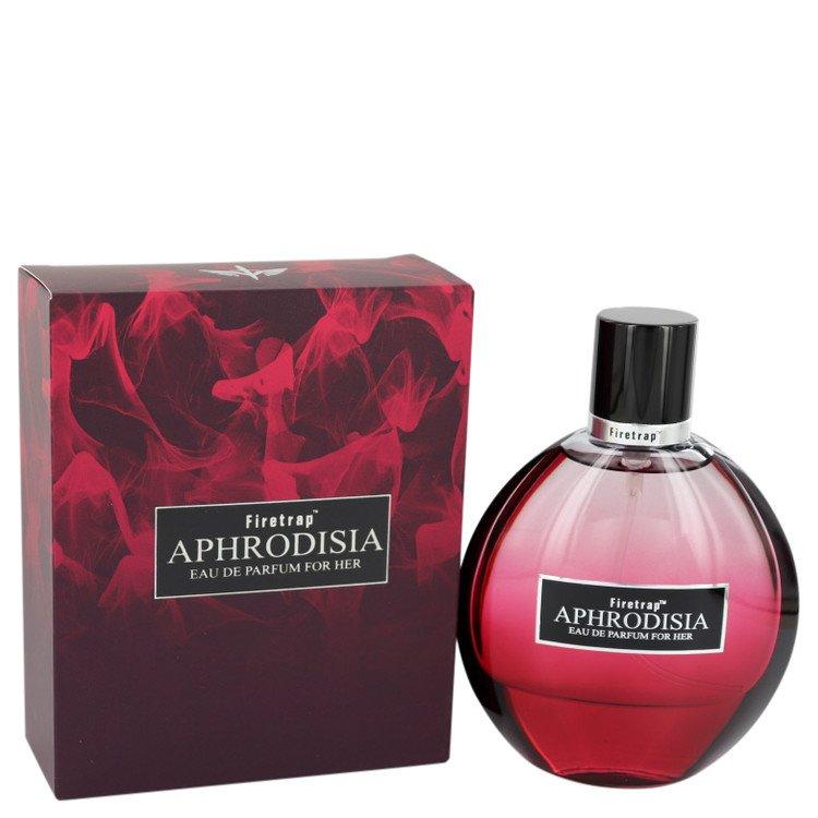 Firetrap Aphrodisia by Firetrap for Women Eau De Parfum Spray 3.38 oz