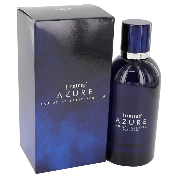 Firetrap Azure by Firetrap for Men Eau De Toilette Spray 3.38 oz