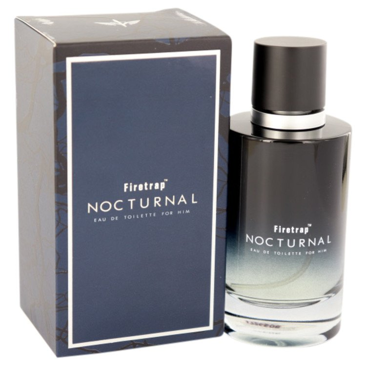Firetrap Nocturnal by Firetrap for Men Eau De Toilette Spray 3.38 oz