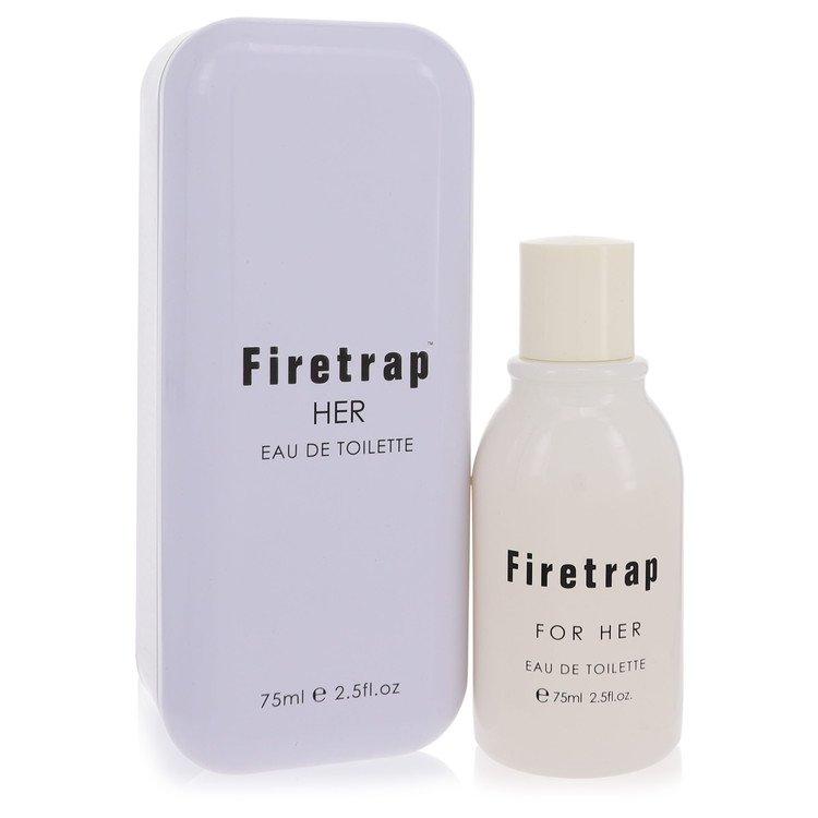 Firetrap by Firetrap Eau De Toilette Spray 2.5 oz for Women