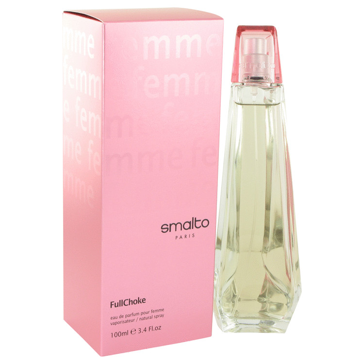 Full Choke by Francesco Smalto for Women Eau De Parfum Spray 3.4 oz