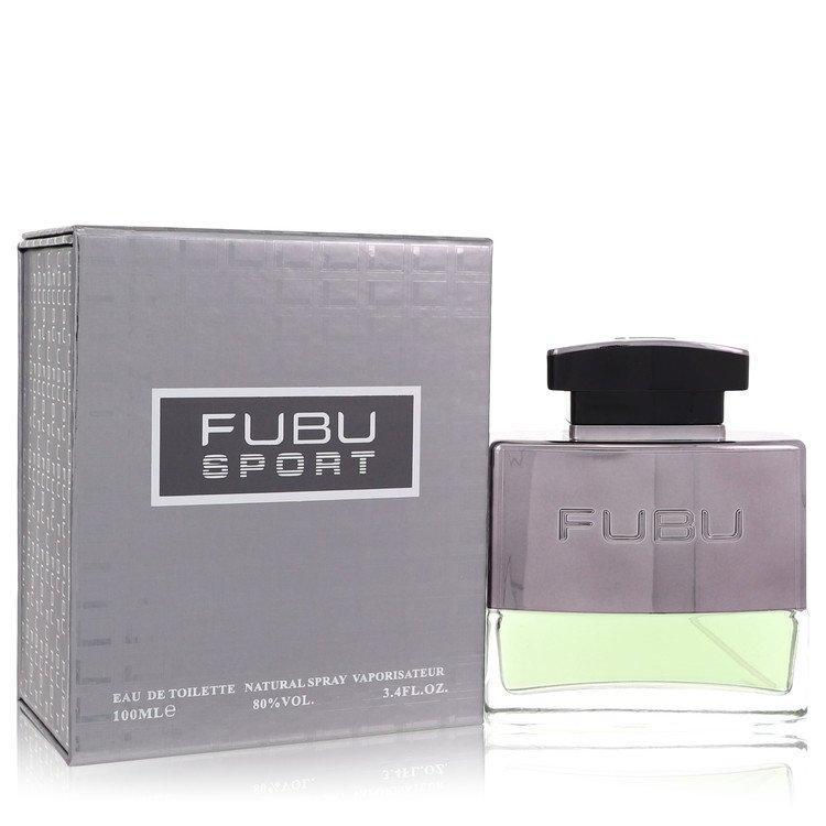 Fubu Sport Cologne by Fubu 3.4 oz EDT Spray for Men