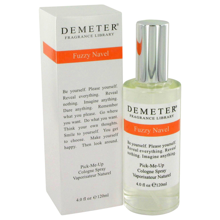 Demeter by Demeter for Women Fuzzy Navel Cologne Spray 4 oz