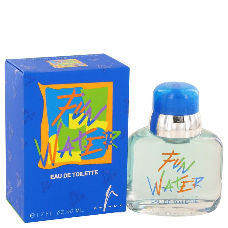Fun Water by De Ruy Perfumes for Men Eau De Toilette (unisex) 1.7 oz