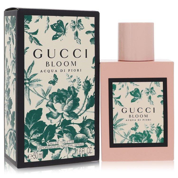 Gucci Bloom Acqua Di Fiori by Gucci –  Eau De Toilette Spray 1.6 oz 50 ml for Women
