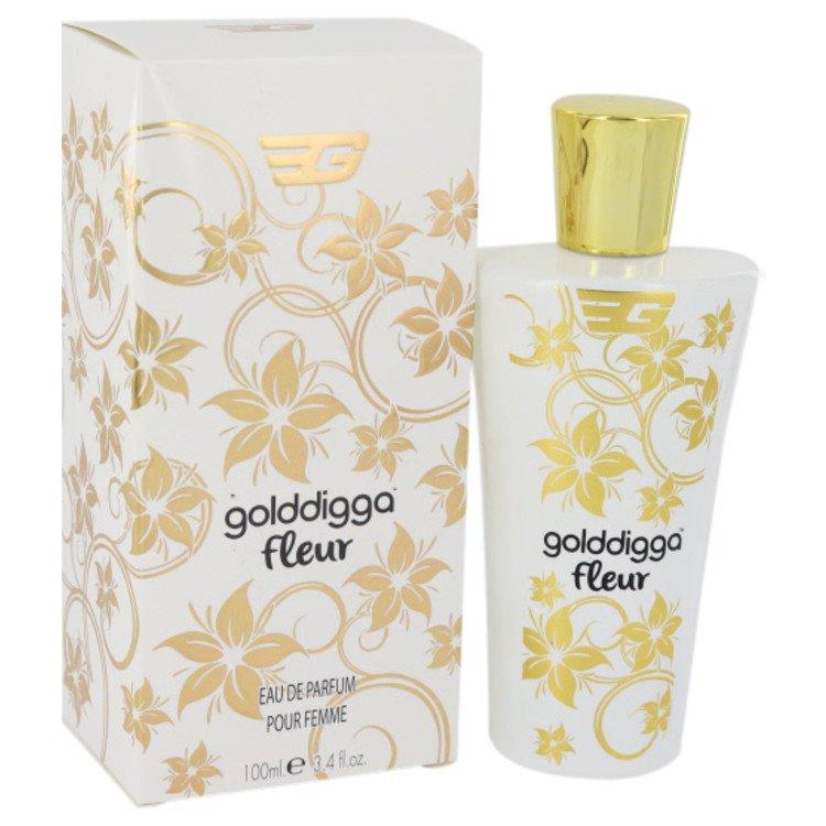 Golddigga Fleur by Golddigga for Women Eau De Parfum Spray 3.4 oz