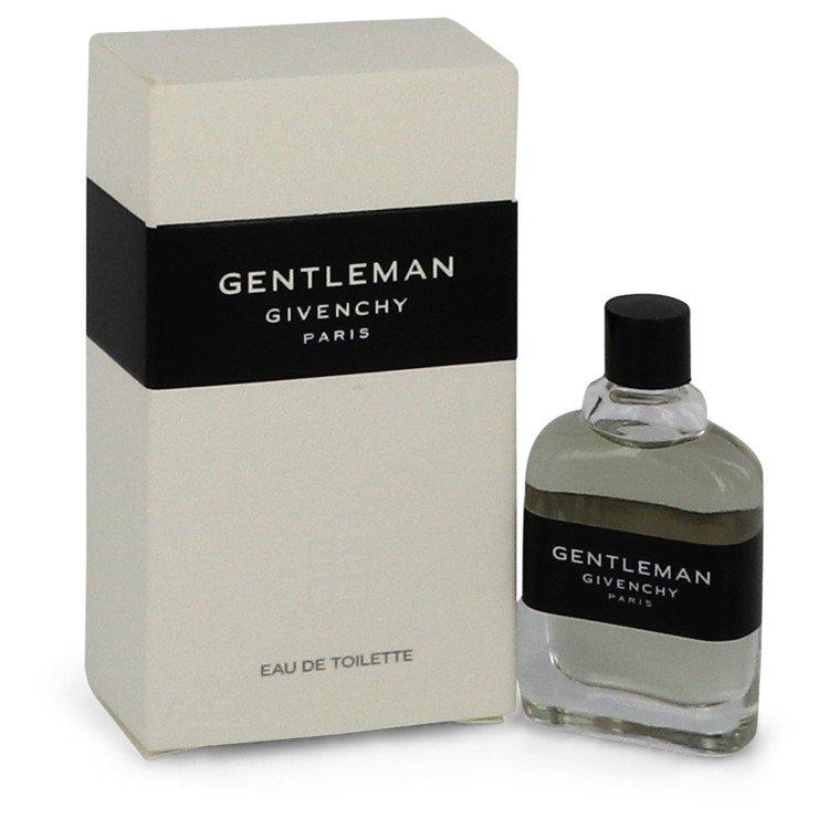 Gentleman Mini by Givenchy .20 oz Mini EDT for Men