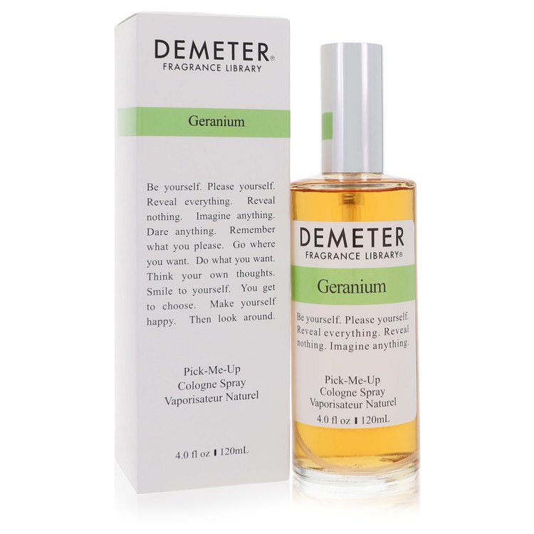 Demeter by Demeter for Women Geranium Cologne Spray 4 oz