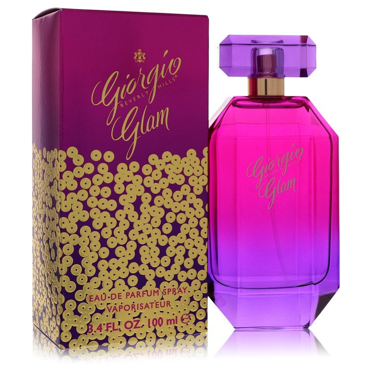 Giorgio Glam Perfume 3.4 oz EDP Spay for Women