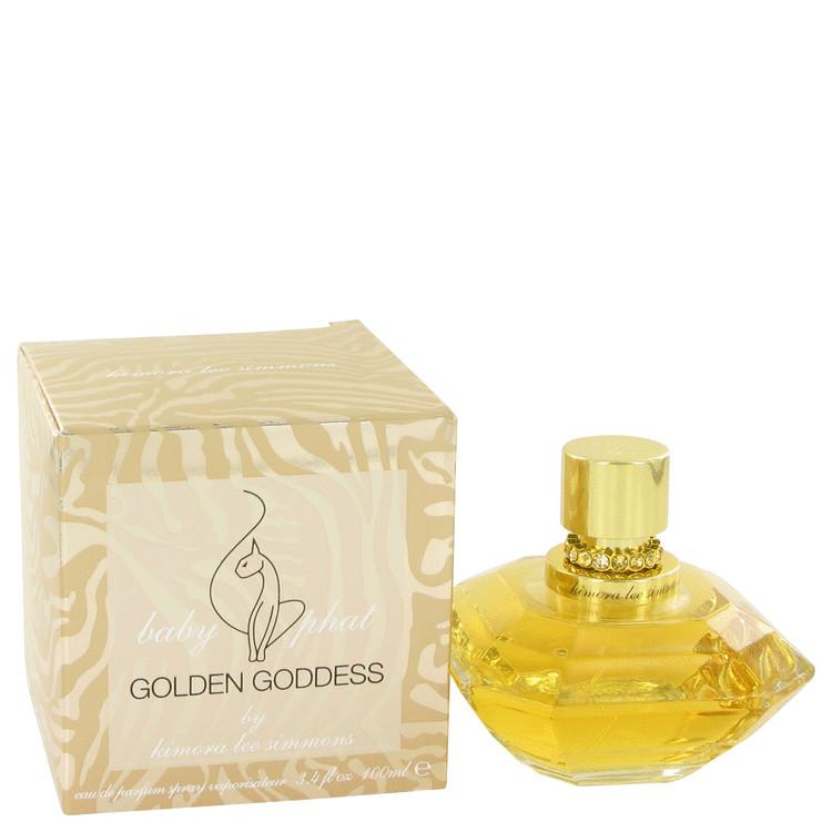 Golden Goddess Perfume by Kimora Lee Simmons 3.4 oz EDP Spay for Women