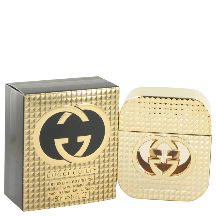 Gucci Guilty Stud Perfume by Gucci 1.6 oz EDT Spay for Women